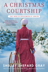 A Christmas Courtship by Shelley Shepard Gray